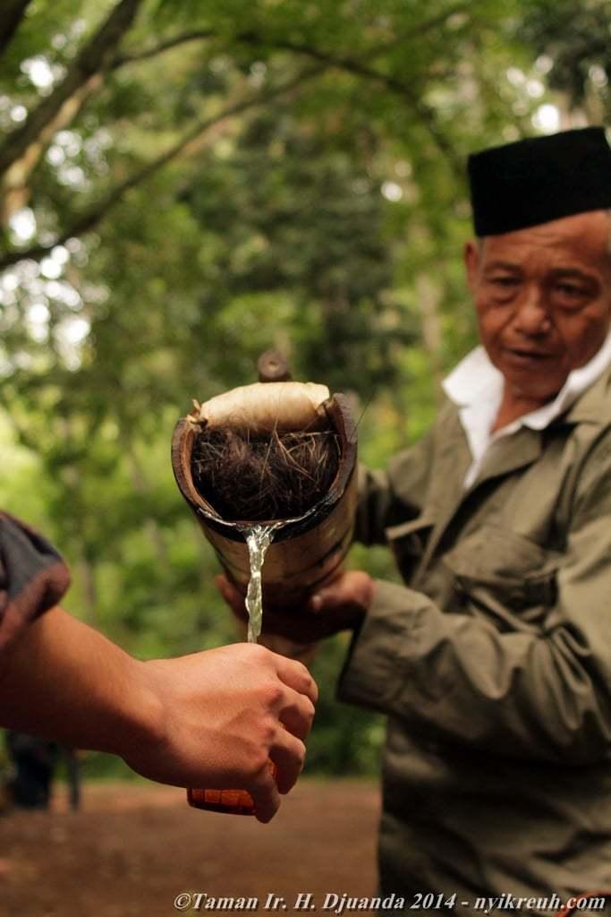 Lahang, minuman tradisional tanah Pasundan