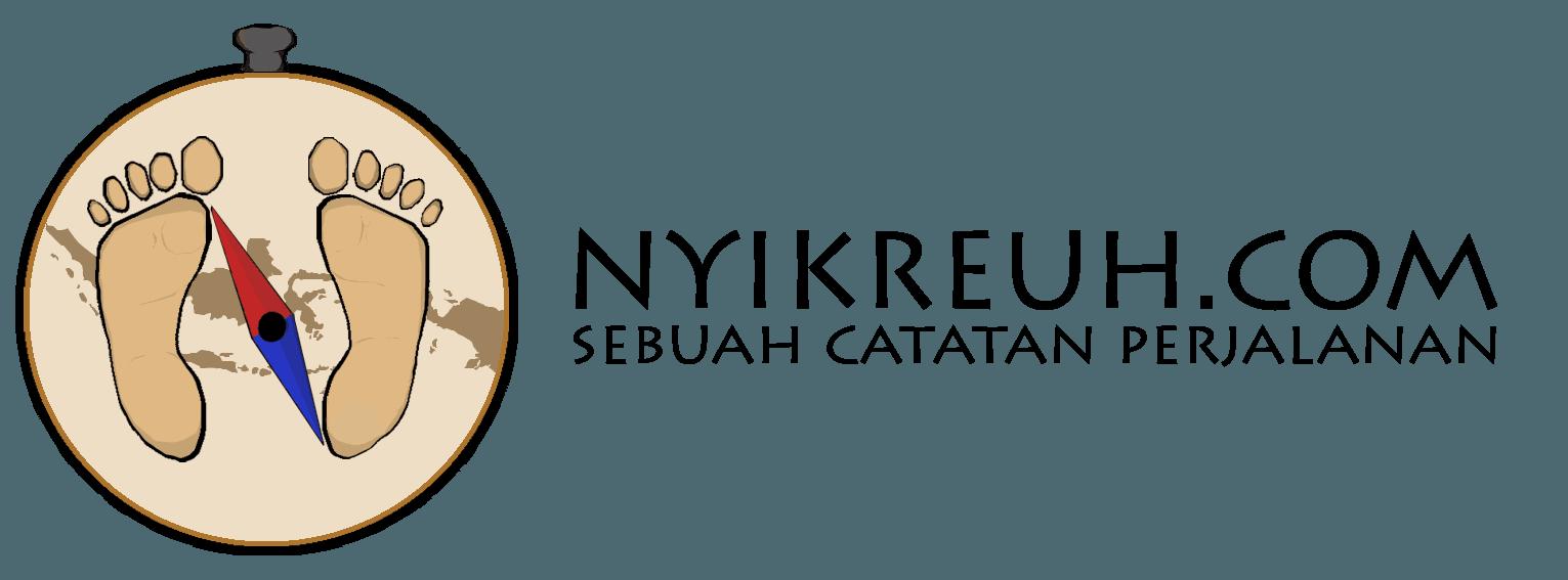 Banner Nyikreuh teks hitam