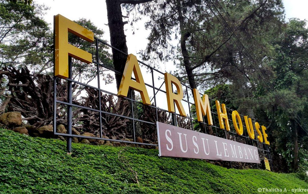 Liburan Ala Eropa di Farmhouse Lembang