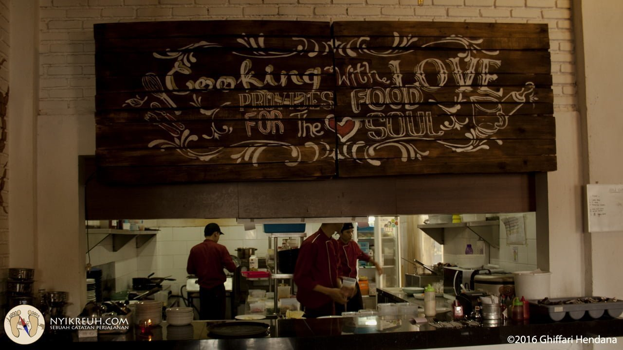 Café D'Ancolm di Garut