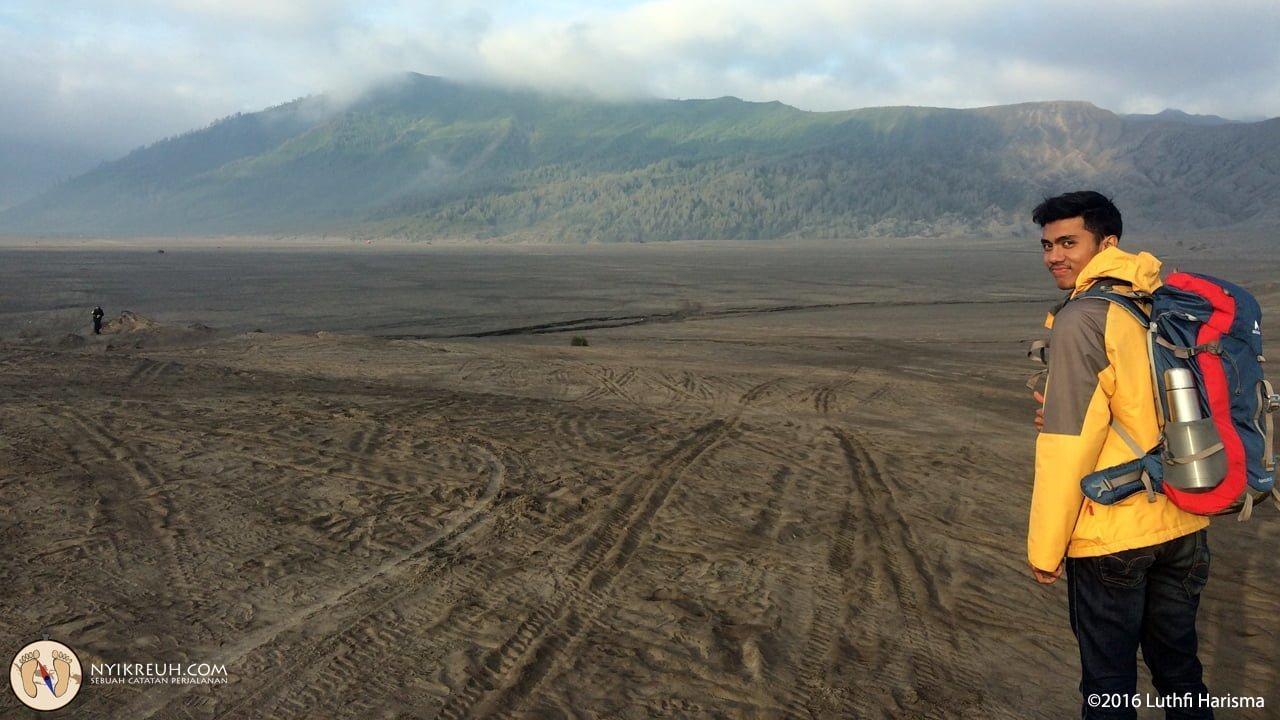 Pasir Berbisik di Gunung Bromo