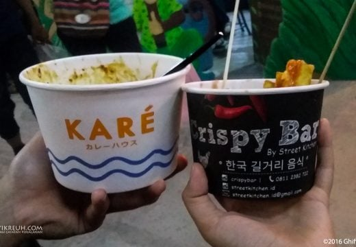 Makan Siang Kare Ft. Crispy Bar