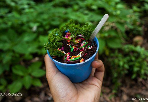 Ice Cream Pot! Bentuk penyajiannya yang unik ini yang jadi daya tarik buat pembeli