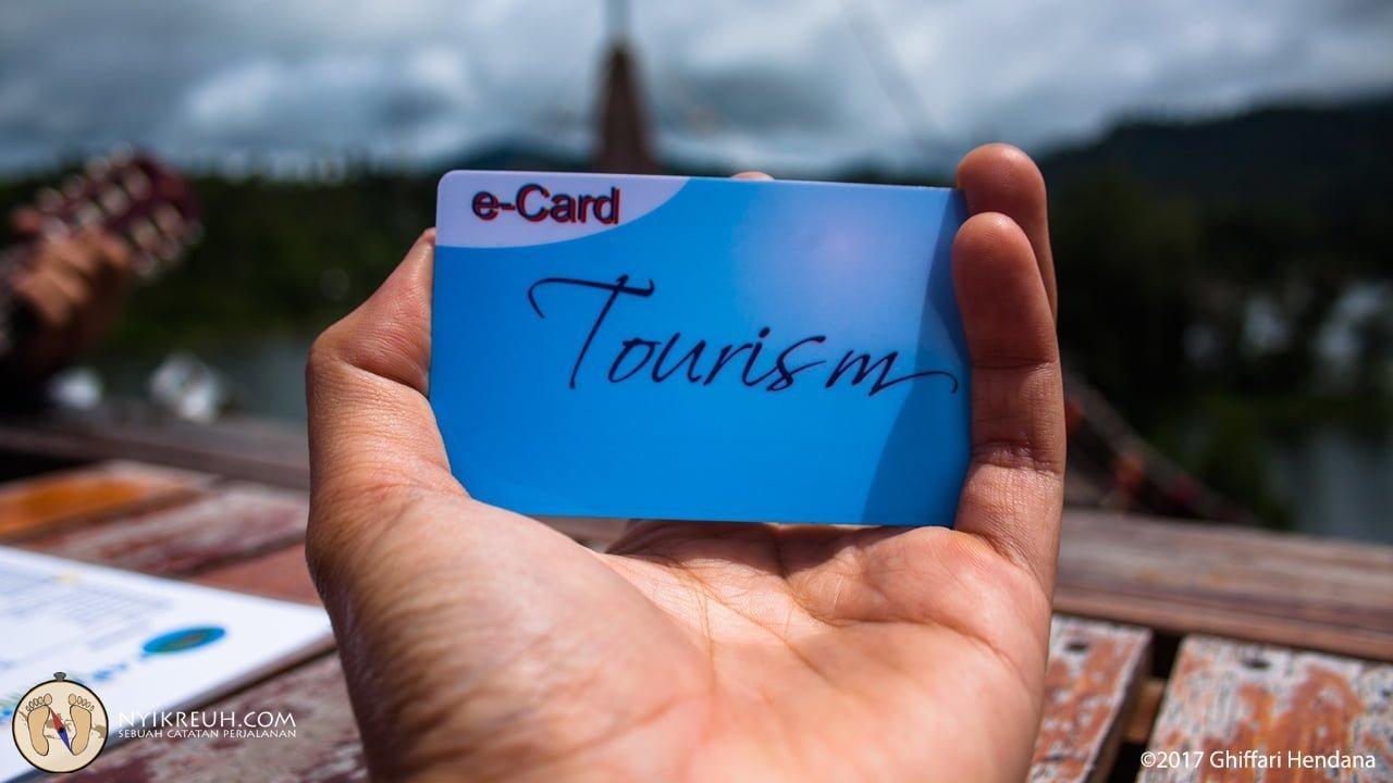E-Card Untuk Pembayaran