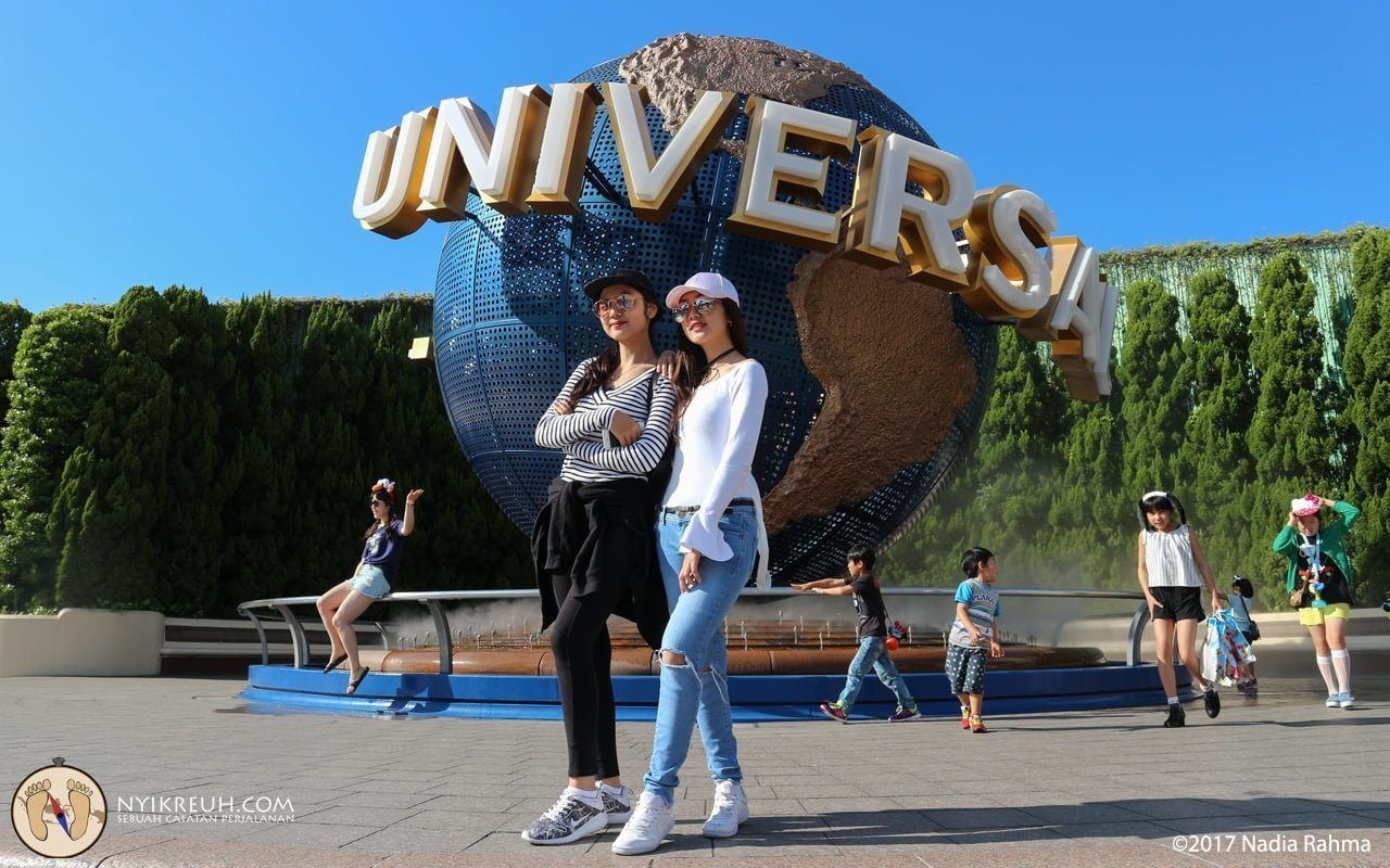 Foto di Logo Universal Studio Jepang
