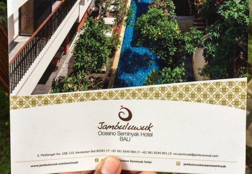 Ga cuman di Bogor, tapi ada juga di Seminyak (Bali)