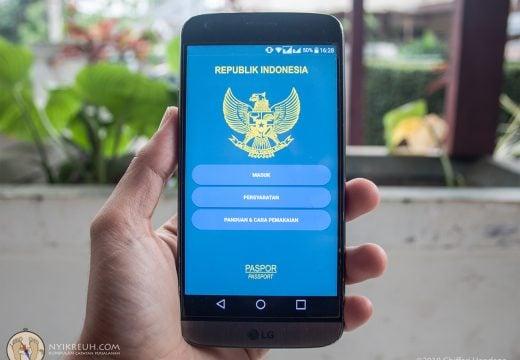 Aplikasi Antrian Paspor
