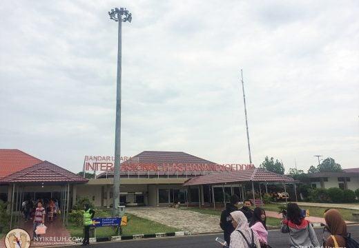 Bandara Tanjung Pandan Kepulauan Belitung