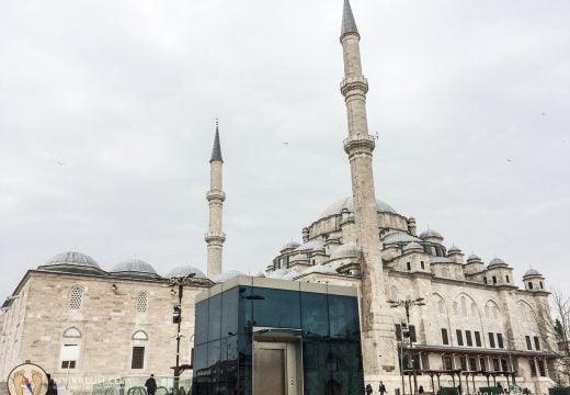 Masjid Al-Fatih Istanbul