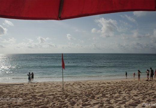 Pantai Dreamland Pulau Dewata