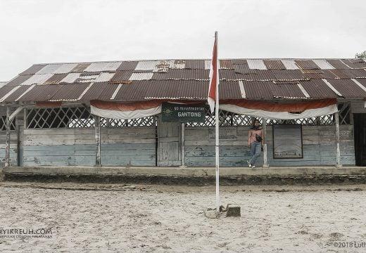 SD Muhammadiyah Gantong Laskar Pelangi