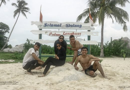 Squad Jelajah Belitung