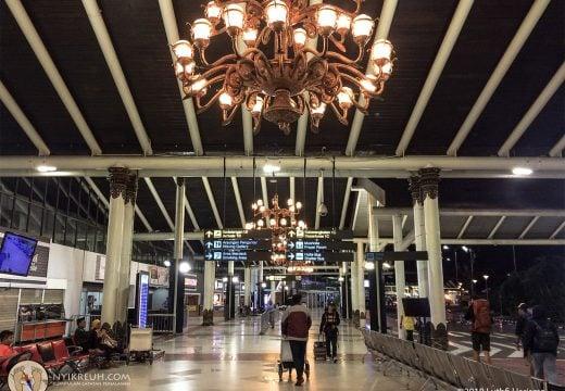 Terminal 1 Bandara Soekarno-Hatta (CGK)