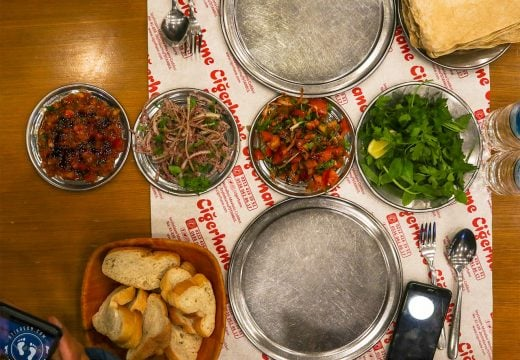 Kebab, makanan khas Turki