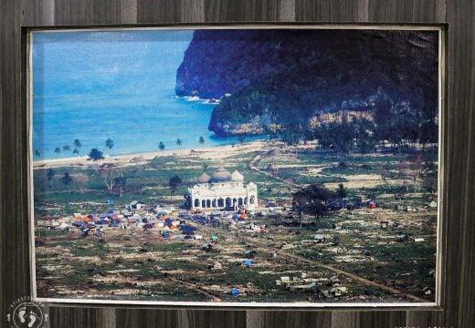 Kilas balik Masjid Rahmatullah di Tahun 2004
