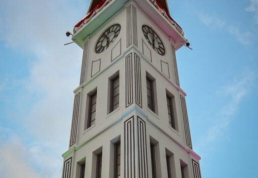 Jam Gadang, ciri khas Budaya Sumatra Barat