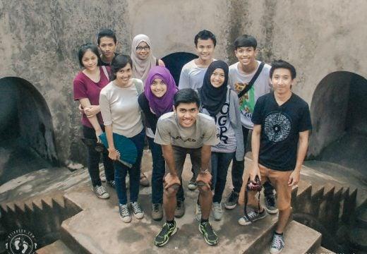 Trip bersama pertama kami ke Jogjakarta, awal mula terbentuknya Nyikreuh