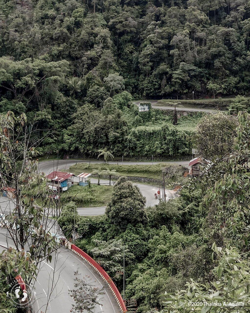 Jalan Kelok 9 Sumatra Barat