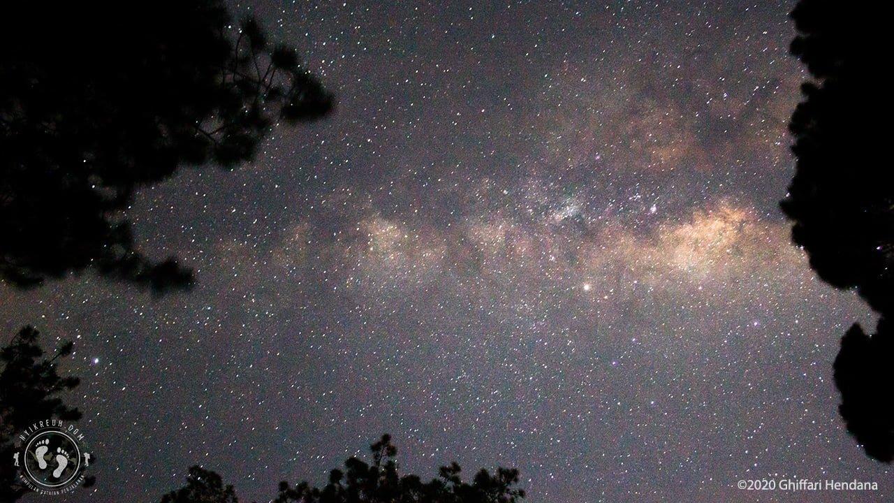 Memotret Milky Way dengan Kamera DSLR