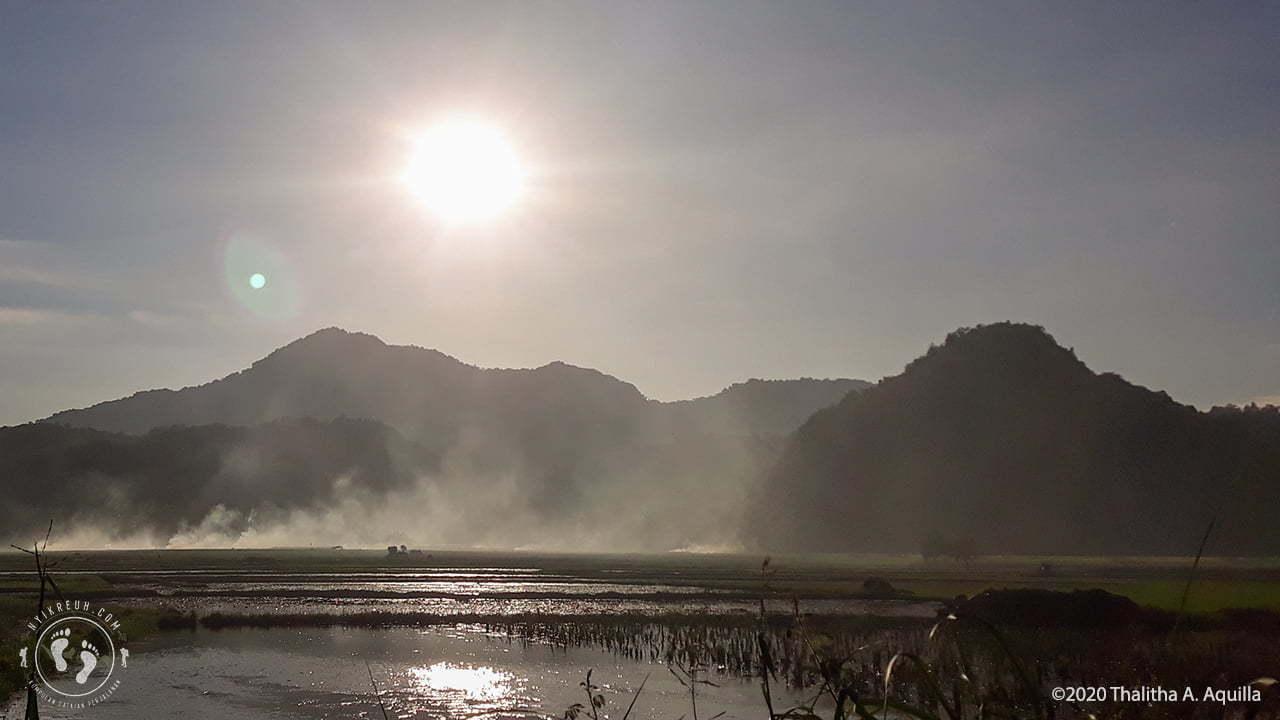 Perjalanan menuju Lembah Harau Payakumbuh