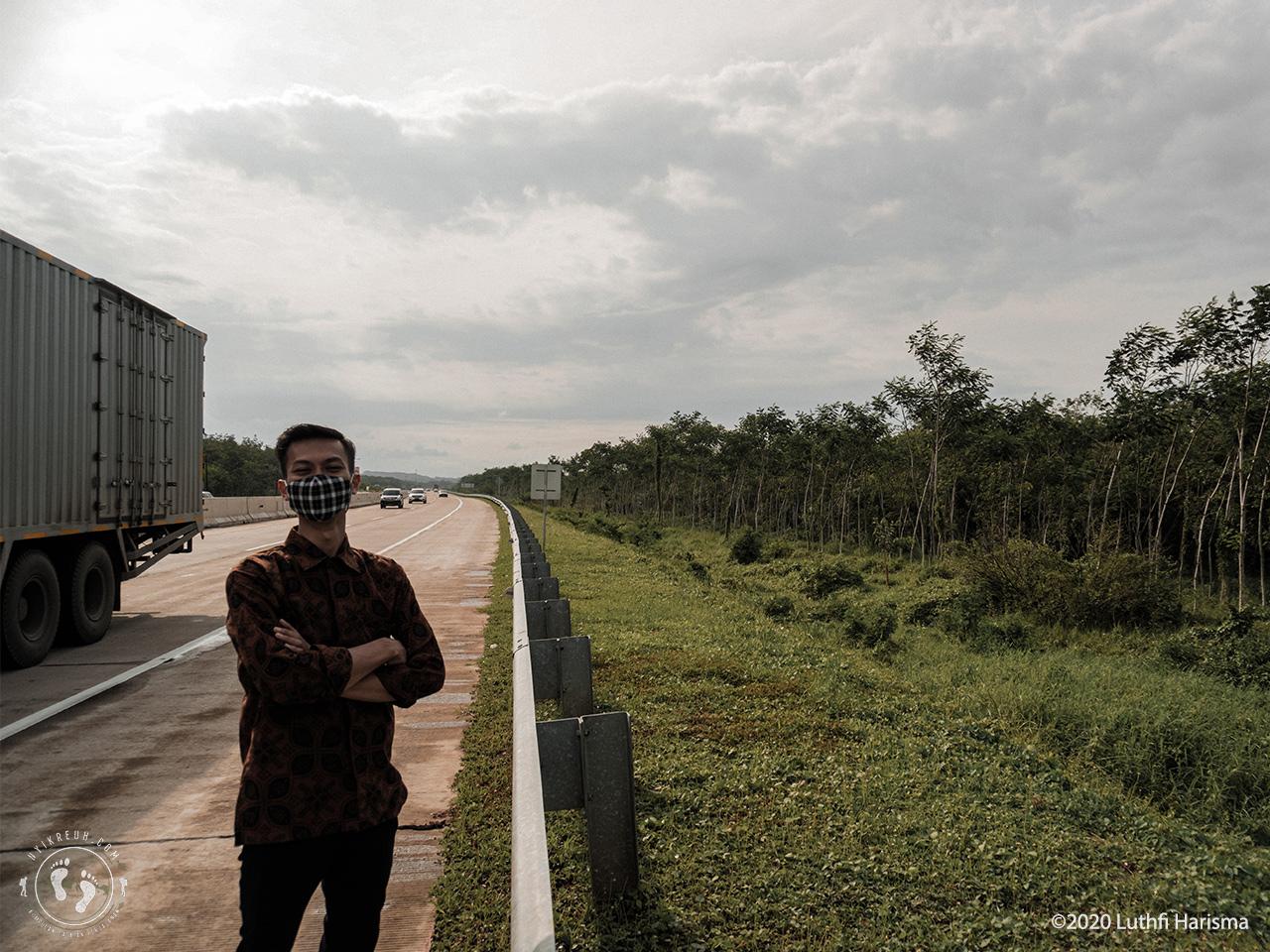 KM 360 Menuju Semarang