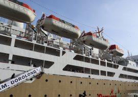 Potensi Wisata Bahari dengan Kapal Motor (KM) Dorolonda