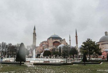 Lika Liku Perjalanan Hagia Sophia