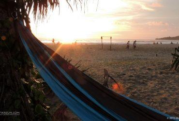 Road Trip Menuju Pantai Sawarna di Banten