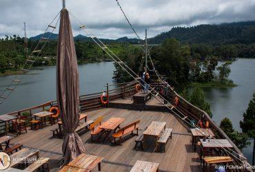 Glamping Lakeside, Wisata Baru di Kawasan Ciwidey