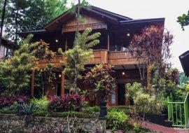 Menginap Ala-Ala di Jambuluwuk, Bogor