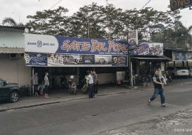 Sate Klathak Pak Pong: Kuliner Khas Bantul yang Wajib Dicoba! #JOG19