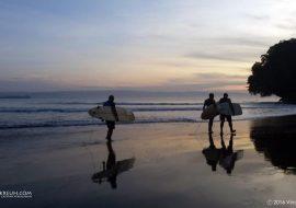 Long Time No Sea, Pangandaran!