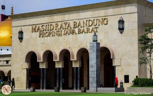 Masjid Raya Bandung Provinsi Jawa Barat