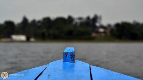 Keliling Pake Perahu
