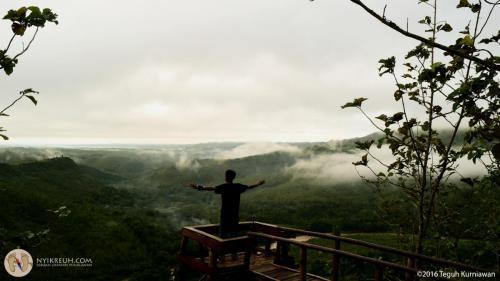 Pemandangan dari Dlingo yang super keren!