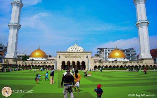 Masjid Agung Alun-Alun kota Bandung
