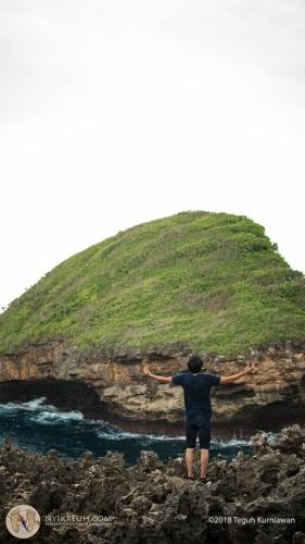 spot foto karang